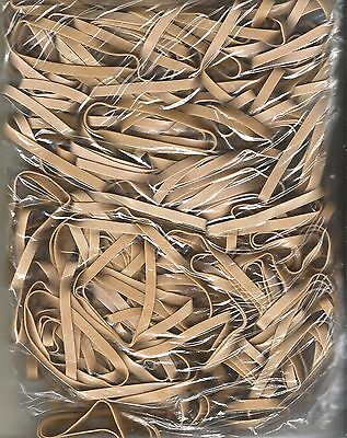 100 Heavy Duty Rubber Bands 64 Office Mailing X-tra Strong For Tough Jobs