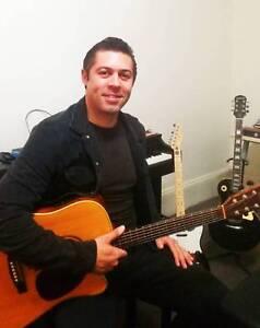 Guitar lessons gungahlin