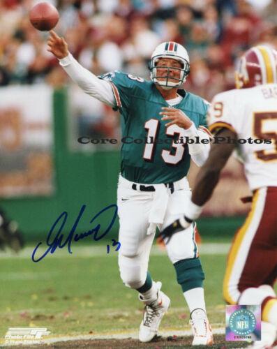 Dan Marino  Miami Dolphins Autographed Signed 8x10 Photo
