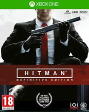HITMAN Definitive Edition Xbox One ***PRE-ORDER ITEM*** Release Date: 18/05/18