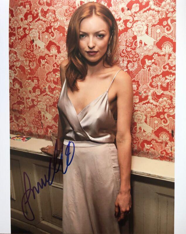 Francesca Eastwood signed 10x8 Image A photo (UACC AFTAL approved dealer COA)