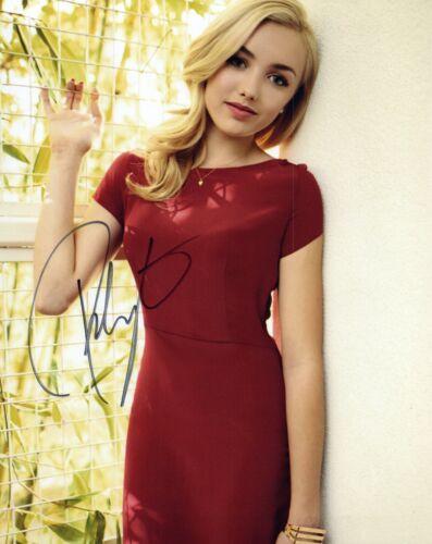 Peyton List Signed Autograph 8x10 Photo Disney's BUNK'D & JESSIE Actress COA