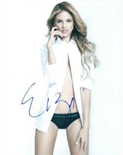 Eiza Gonzalez Signed Autographed 8x10 Photo From Dusk Till Dawn Hot Sexy COA