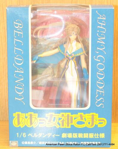 Ah! My Goddess BELL DANDY BLUE Dress 1/6 PVC Figurine Previews Exclusive