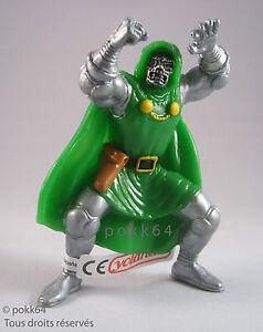 Doom 10 cm Comansi Marvel Comics figurine de collection Dr
