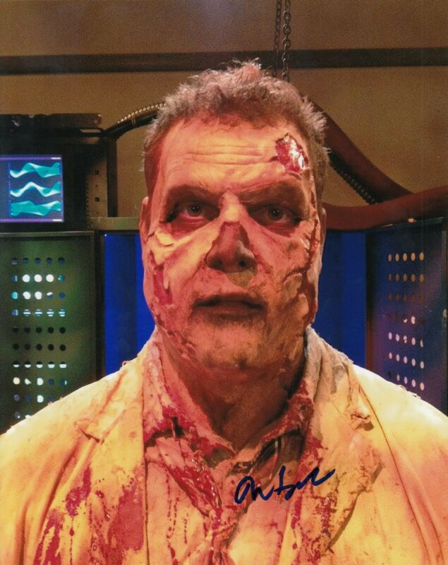 MAX ADLER signed (THE BIG BANG THEORY) 8X10 photo *ZOMBIE* autographed W/COA #2