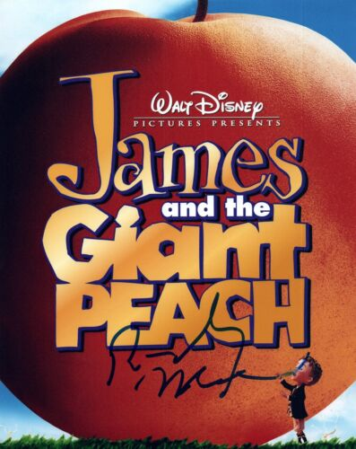 Randy Newman Signed Autographed 8x10 Photo James and the Giant Peach COA VD