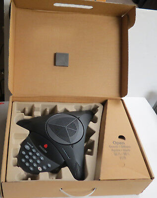 Polycom Soundstation 2 Conference Phone 2201-15100-601 W Power