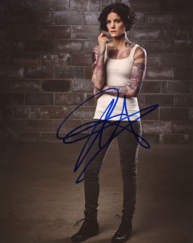"Jaimie Alexander ""Blindspot"" AUTOGRAPH Signed 8x10 Photo F ACOA"