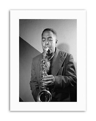 Charlie Parker Quintet Birdland Jazz  Print Music 18X24  New Poster