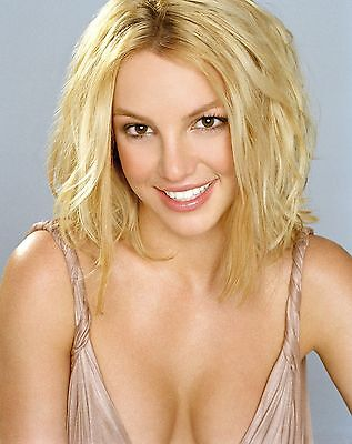 Britney Spears Unsigned 8x10 Photo (56)