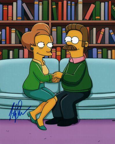 Harry Shearer Signed Autographed 8x10 Photo The Simpsons COA VD