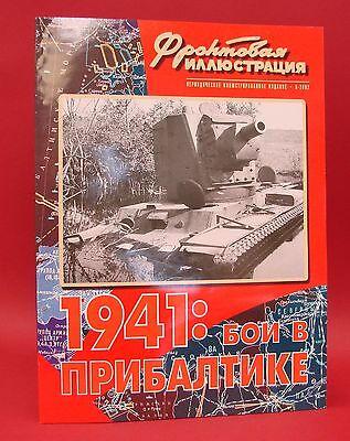 Soviet TANK BATTLE in the BALTICS 1941 Documentary WW2 Book new panzer photos