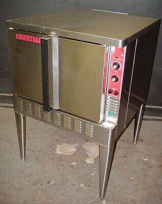 Blodgett Zephaire-200-e Electric Curing Oven Convection Oven 480 Volt 11kw