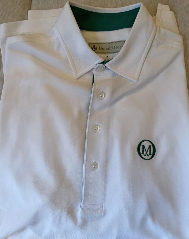 Old Macdonald Golf Course (Bandon Dunes resort) Golf Shirt - Medium