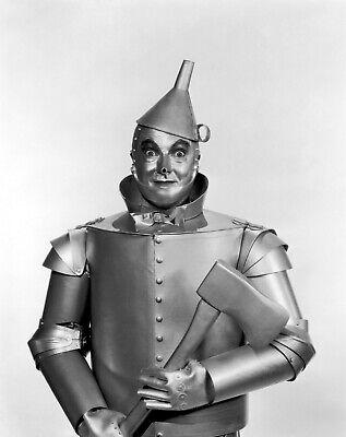 The Wizard Of Oz Tin Man (THE WIZARD OF OZ TIN MAN 8X10 GLOSSY PHOTO)