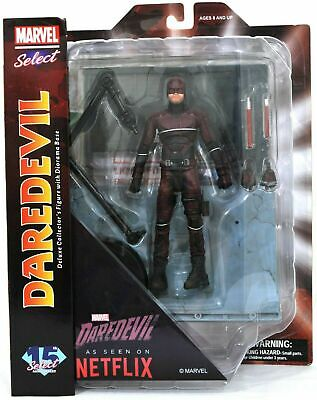 Marvel Select Daredevil Netflix TV Series Action Figure - New - Factory Sealed