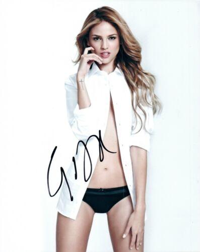 Eiza Gonzalez Signed Autographed 8x10 Photo From Dusk Till Dawn Hot Sexy COA AB