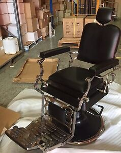 Traditional Barbers Chair Southport Gold Coast City Preview