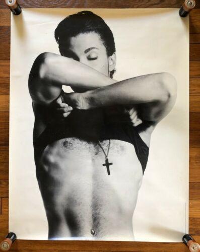 Prince Parade RARE original promo poster 1986