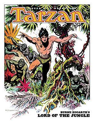 Tarzan Burne Hogarth's Lord of the Jungle HC Book - Dark Horse Archives - Sealed