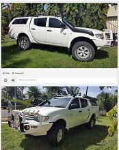 2012 Mitsubishi Triton Ute North Mackay Mackay City Preview