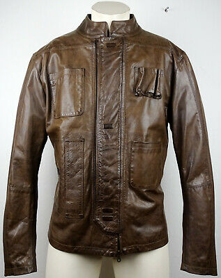 MATCHLESS HAN SOLO JACKET STAR WARS LIMITED EDITION FILM Lederjacke NEU+ETIKETT
