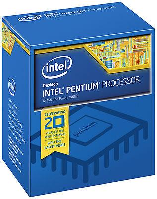 Intel Pentium Dual Core G4400 3.3GHz Skylake CPU LGA1151 Desktop Smart Cache