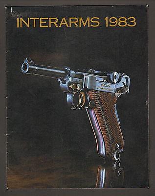 Interarms Catalog - 1983