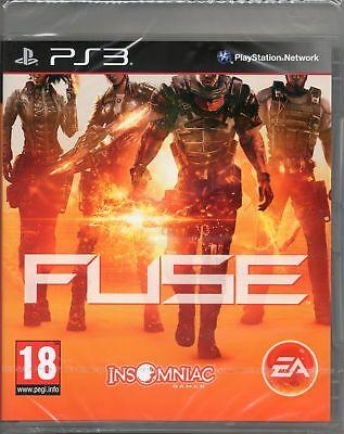 FUSE GAME PS3 ~ NEW / SEALED comprar usado  Enviando para Brazil