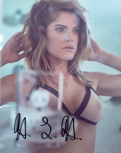 Heidi Lorelei Signed Autographed 8x10 Photo Model COA