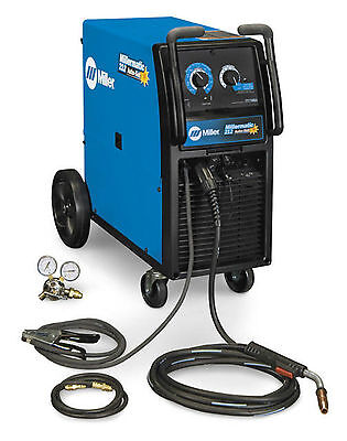 Miller Millermatic 212 Mig Welder Package With Auto Set 907405