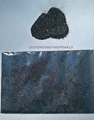 25g Black Halo Holographic Flake .004 Hvlp Hok Paint Plasti Dip Spray Can Ppg