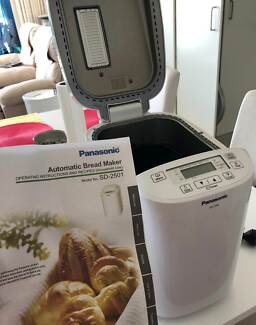 Panasonic breadmaker machine looking for a new home model SD-2501