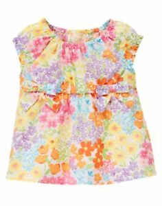 Gymboree Butterfly Blossoms Top,Bottom,Sweater,Hat,Shoes 6 12 18 24 2T 3T 4T 5T