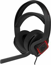 HP - OMEN by HP Mindframe Wired 7.1 Virtual Surround Sound Gaming Headset for...