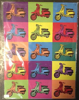 Lambretta pop art
