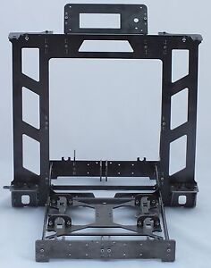 Frame Prusa I3 P3Steel v4.0 RODS+metal elements for X-Axis - <span itemprop=availableAtOrFrom>Sonsk, Polska</span> - Frame Prusa I3 P3Steel v4.0 RODS+metal elements for X-Axis - Sonsk, Polska