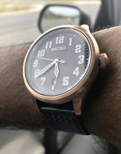 Men's watch Seiko Automatic Limited Edition SCVE046