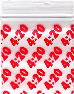 Ziplock Baggies 2020 Apple 100 Mini Ziplock Bags Printed Design 2 X 2 420