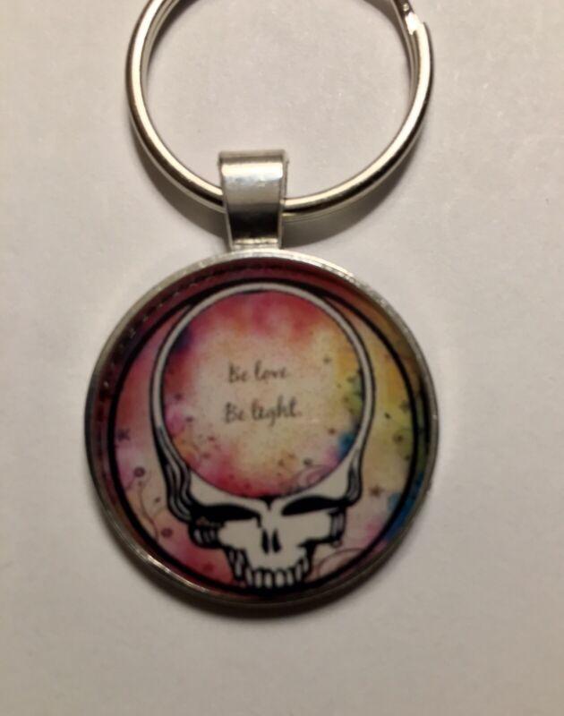 Grateful Dead Keychain