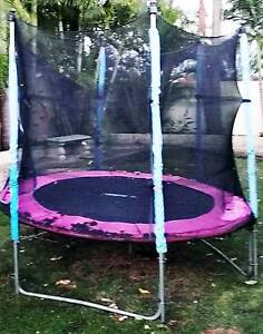 Trampoline - warning... too much fun for kids AND PARENTS!!! Thornlie Gosnells Area Preview