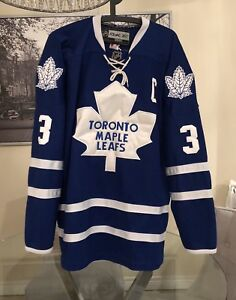 Dion Phaneuf Toronto Maple leafs Jersey