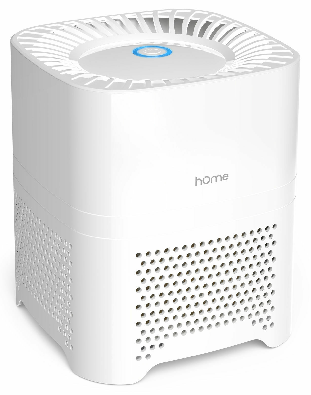 hOme 3 in 1 Mini Portable Air Purifier HEPA Filter For Desktop Small Room
