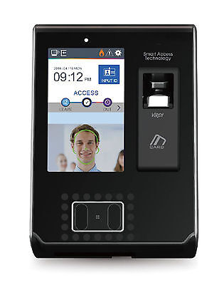 Virdi AC-7000 Dual Fingerprint Face Recognition Terminal Fake Finger Detection for sale  Shipping to Nigeria