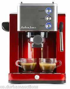 Andrew-James-Coffee-Espresso-Cappuccino-Maker-Machine