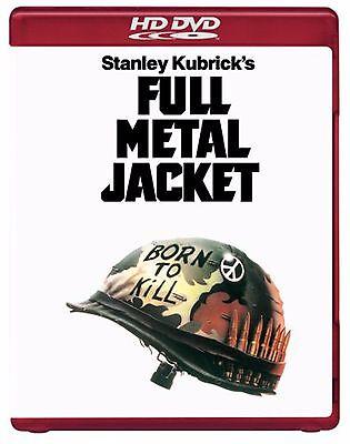 Full Metal Jacket  Hd Dvd 2006   France Import