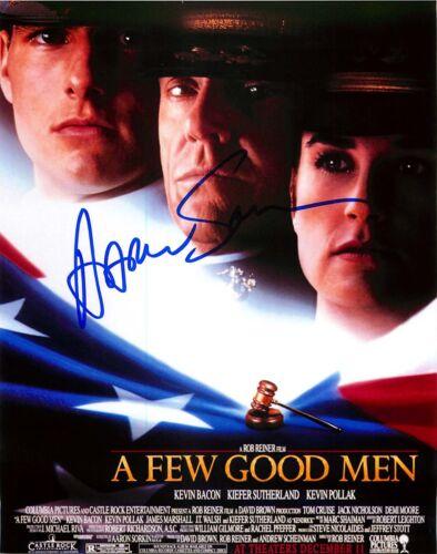 Aaron Sorkin 'A Few Good Men' Writer Signed Autographed 8x10 Photo PROOF JSA