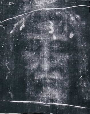 SHROUD OF TURIN PHOTO PICTURE OF JESUS CHRIST CHRISTIAN CATHOLIC