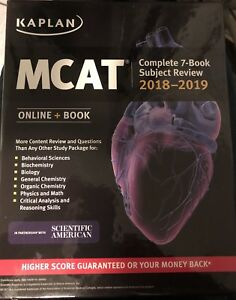 MCAT & Med School Prep Books
